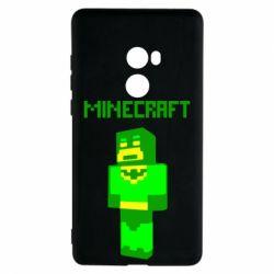 Чехол для Xiaomi Mi Mix 2 Minecraft Batman