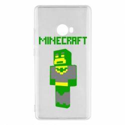 Чехол для Xiaomi Mi Note 2 Minecraft Batman