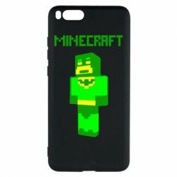 Чехол для Xiaomi Mi Note 3 Minecraft Batman