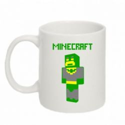 Кружка 320ml Minecraft Batman - FatLine
