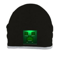 Шапка Minecraft Face - FatLine