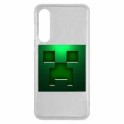 Чехол для Xiaomi Mi9 SE Minecraft Face