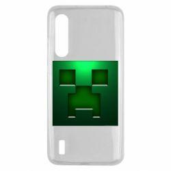 Чехол для Xiaomi Mi9 Lite Minecraft Face