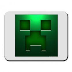 Коврик для мыши Minecraft Face - FatLine