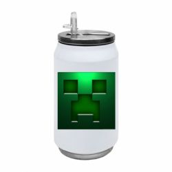 Термобанка 350ml Minecraft Face