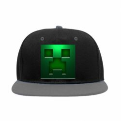 Снепбек Minecraft Face - FatLine