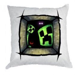 Подушка Minecraft Game - FatLine