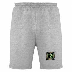 Мужские шорты Minecraft Game - FatLine