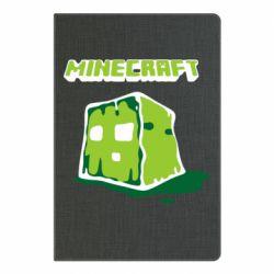 Блокнот А5 Minecraft Head