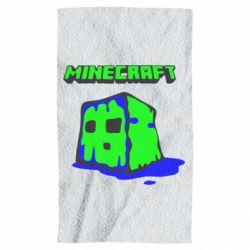 Рушник Minecraft Head