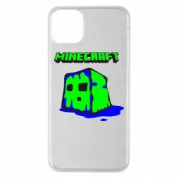 Чохол для iPhone 11 Pro Max Minecraft Head