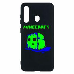 Чохол для Samsung M40 Minecraft Head