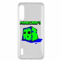 Чохол для Xiaomi Mi A3 Minecraft Head
