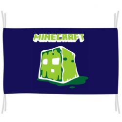 Прапор Minecraft Head