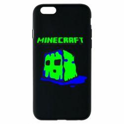Чохол для iPhone 6/6S Minecraft Head