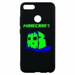 Чохол для Xiaomi Mi A1 Minecraft Head
