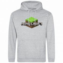 Мужская толстовка Minecraft Land - FatLine