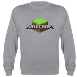 Реглан Minecraft Land - FatLine