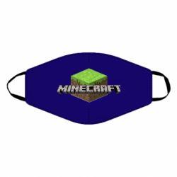 Маска для лица Minecraft Land