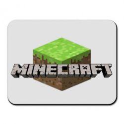 Коврик для мыши Minecraft Land - FatLine