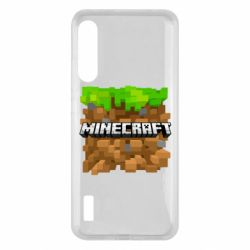 Чохол для Xiaomi Mi A3 Minecraft Main Logo