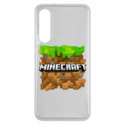 Чохол для Xiaomi Mi9 SE Minecraft Main Logo
