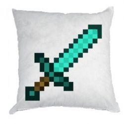 Подушка Minecraft меч - FatLine