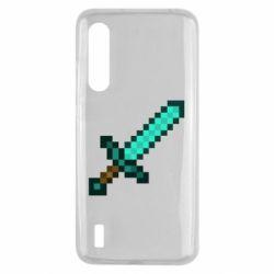 Чохол для Xiaomi Mi9 Lite Minecraft меч