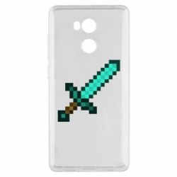 Чехол для Xiaomi Redmi 4 Pro/Prime Minecraft меч