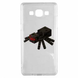 Чохол для Samsung A5 2015 Minecraft spider