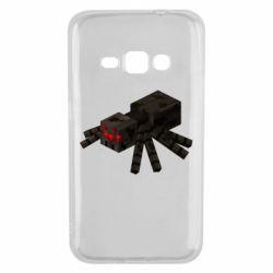 Чохол для Samsung J1 2016 Minecraft spider