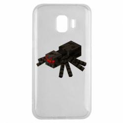 Чохол для Samsung J2 2018 Minecraft spider