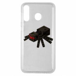 Чохол для Samsung M30 Minecraft spider