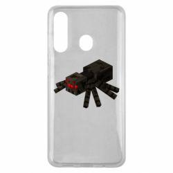 Чохол для Samsung M40 Minecraft spider