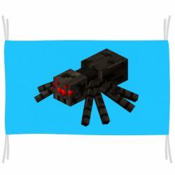 Прапор Minecraft spider
