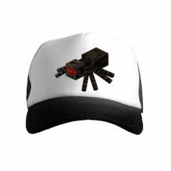 Дитяча кепка-тракер Minecraft spider