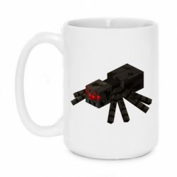 Кружка 420ml Minecraft spider