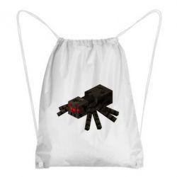 Рюкзак-мішок Minecraft spider