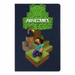 Блокнот А5 Minecraft Steve