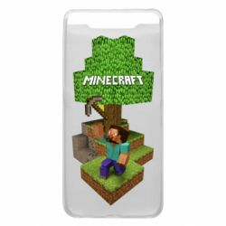 Чохол для Samsung A80 Minecraft Steve
