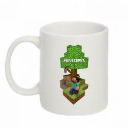 Кружка 320ml Minecraft Steve