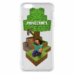 Чохол для iPhone 6 Plus/6S Plus Minecraft Steve