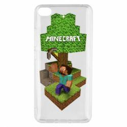 Чохол для Xiaomi Mi 5s Minecraft Steve