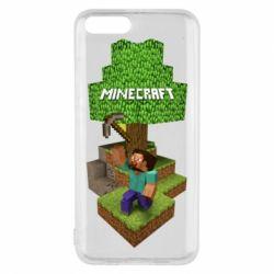 Чохол для Xiaomi Mi6 Minecraft Steve