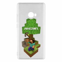 Чохол для Xiaomi Mi Note 2 Minecraft Steve