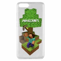 Чохол для Xiaomi Mi Note 3 Minecraft Steve