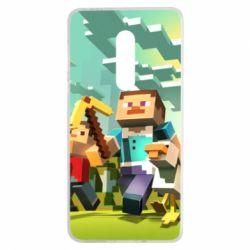 Чехол для Nokia 5 Minecraft1 - FatLine