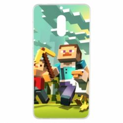 Чехол для Nokia 6 Minecraft1 - FatLine