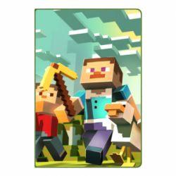 Блокнот А5 Minecraft1 - FatLine