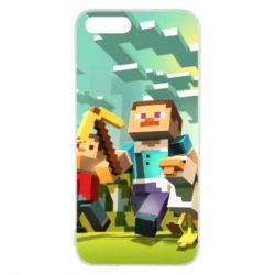 Чехол для Xiaomi Mi6 Minecraft1 - FatLine